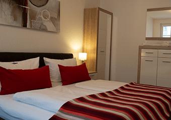 Schlosserwirt Standard Doppelzimmer